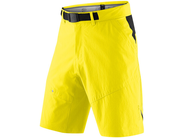 Gonso Arico Shorts Men lemon